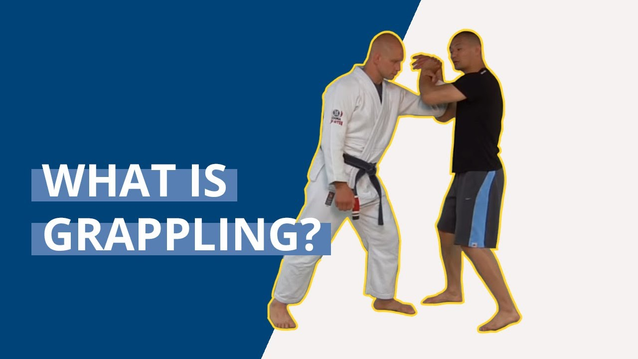 Brazilian Jiu Jitsu Basics: What is Grappling?