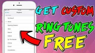 How To Download Custom Ringtones On Your IPhone NO Computer NO Jailbreak IOS 12 13