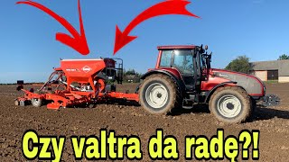 #272- Testy siewnika Kuhn Espro 4m!  Siew pszenicy 2019! Valtra T140