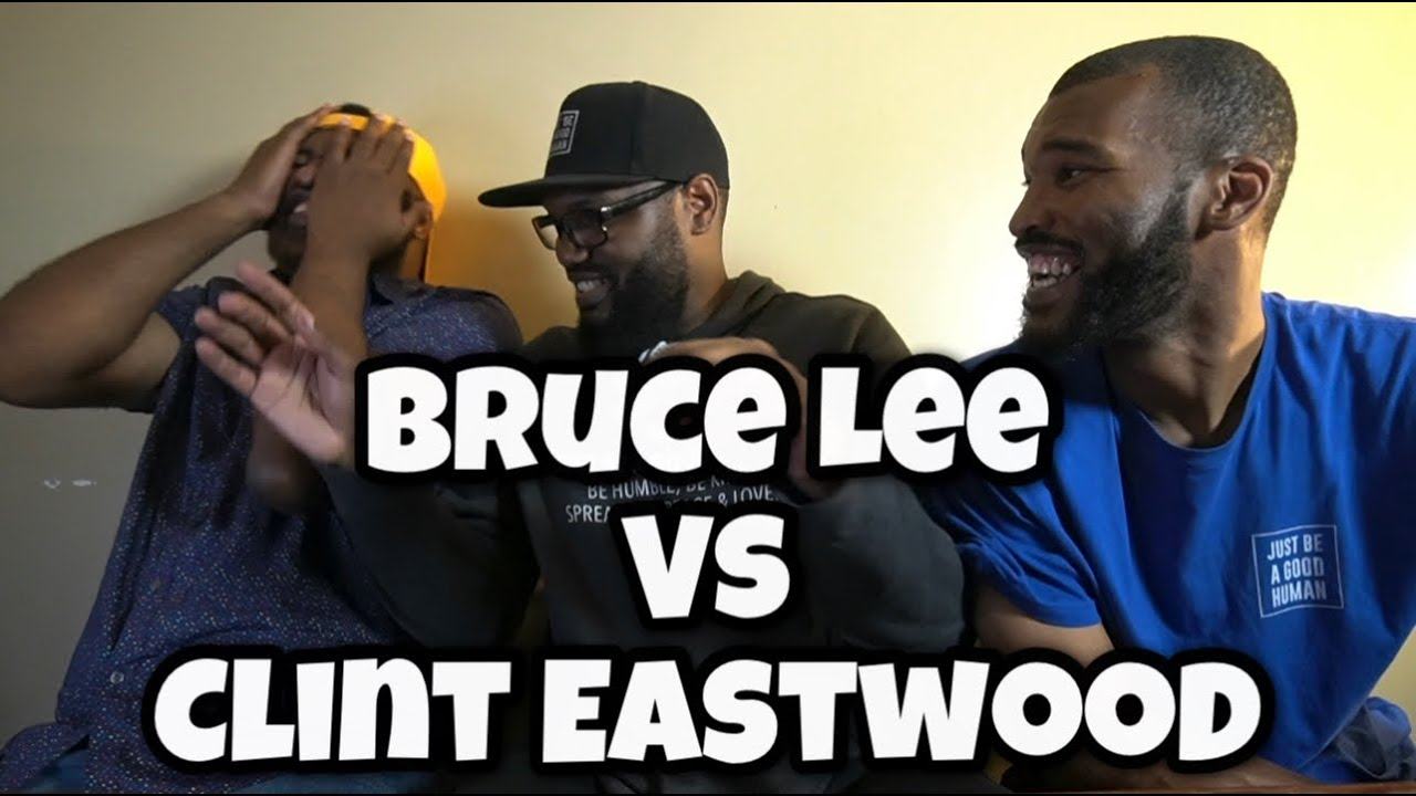 Download Bruce Lee vs Clint Eastwood - Epic Rap Battles Of History | REACTION