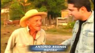 TV Alterosa - Animal Misterioso Assombra População de Mariana e Barra Longa MG 24/06/2011