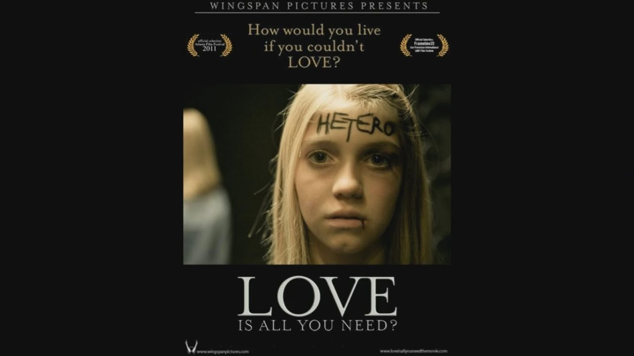 Love Is All You Need? - OFFICIAL TRAILER (2016) - YouTube