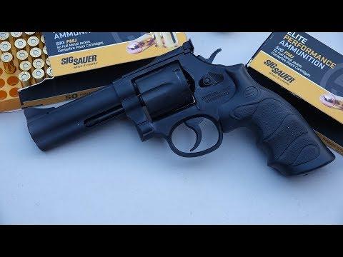 Sarsilmaz SR-38 .357 Magnum Revolver Review