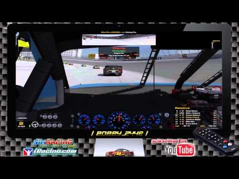 Sim Racing Authority Pro Series Race @ Texas 12-16-13