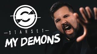 Download MY DEMONS - Starset (Cover by Caleb Hyles and Jonathan Young) Mp3 and Videos