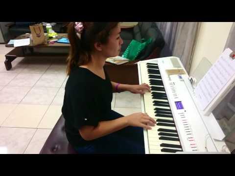 《神隱少女》主題曲 - 林曉萍鋼琴演奏版 相信音樂教室