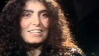 Loredana berté intervistata dalla tv svizzera italiana nel 1979.