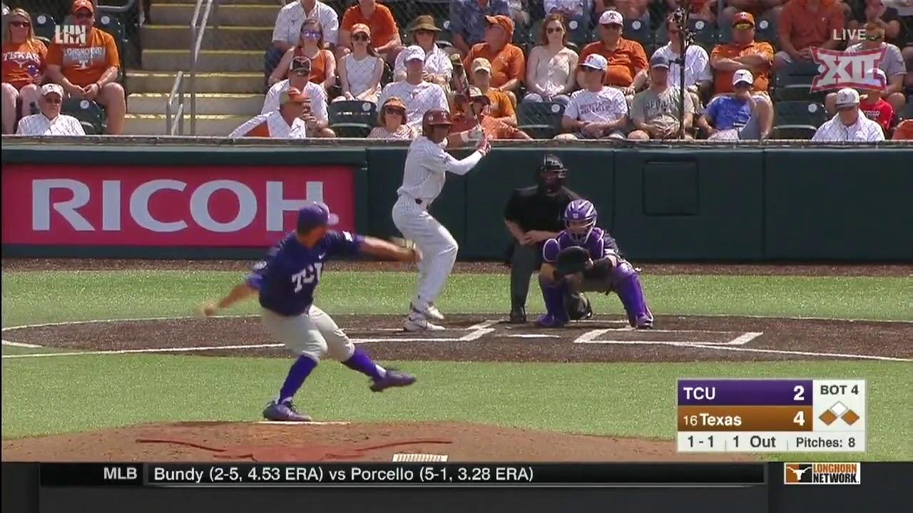 tcu-vs-texas-baseball-highlights-may-19