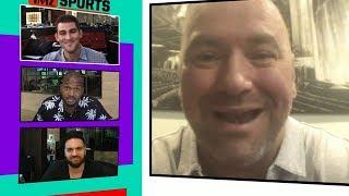 Dana White Says UFC Won't Punish Conor McGregor for Bus Attack | TMZ Sports