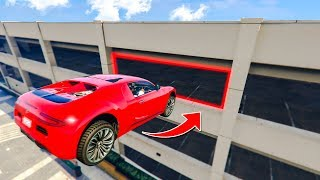 The CRAZIEST STUNT Challenge EVER! - (GTA 5 Stunts \u0026 Fails)