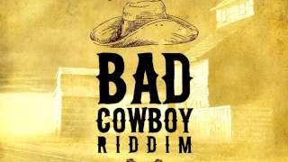 Terri Ganzie - No Rights - Bad Cowboy Riddim - J-Rod Records