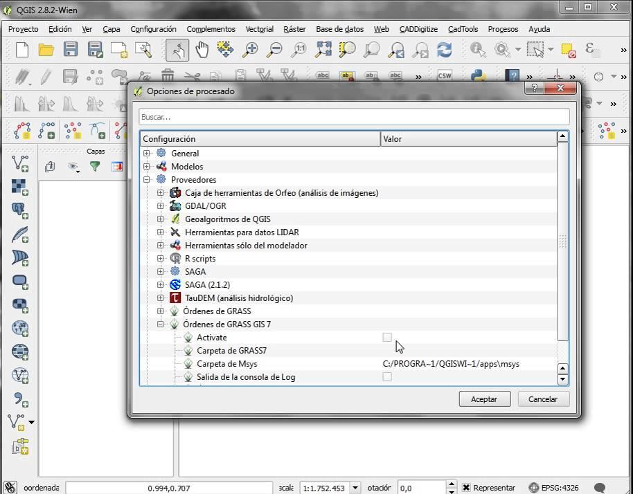 TÉLÉCHARGER QGIS 2.8.7