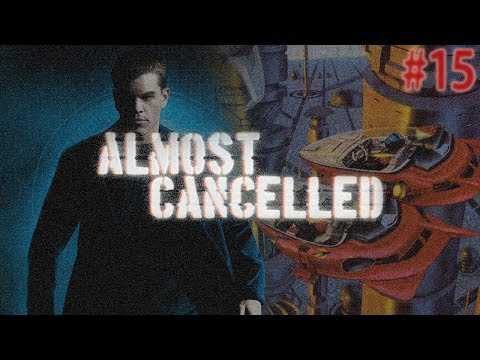 Almost Cancelled TV News: The Foundation Trilogy, NOS4A2, Bourne Spin Off & More