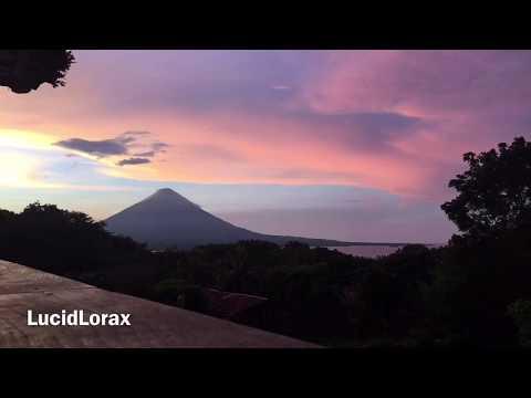 TRAVEL: Climbing Ometepe to Volcano Crater Lagoon, Nicaragua