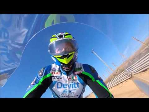 Ivan Lintin - Devitt RC Express Racing - Kawasaki ZX6R - Cartagena 2016 Pro Test
