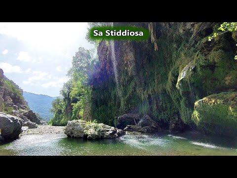 Cascata Di Sa Stiddiosa A Seulo ~ 14 Agosto 2020   Sardegna