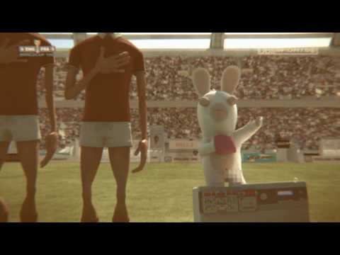 Raving Rabbids: Travel in Time  World Cup  Europe