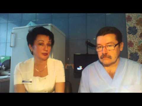 Операция выпаривания узлов щитовидной железы. Клиника АГАДА Пятигорск