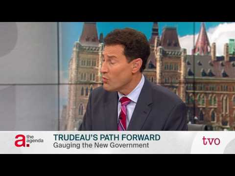 Trudeau's Path Forward