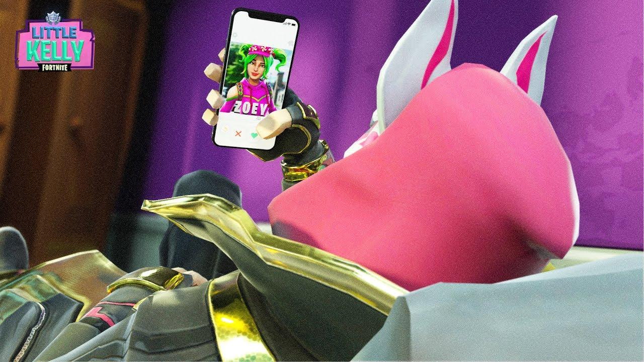 DRIFT GOES DATING AFTER DUMPING CATALYST   Fortnite Short Film