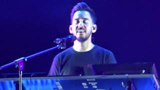 Linkin Park Crawling Piano Version Leave Out All The Rest Praha Aerodrome Festival 2017