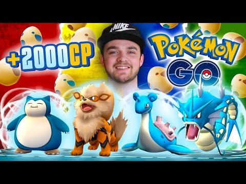 Pokemon GO - PERFECT 100% IV EGGS + EPIC 2000CP POKEMON!