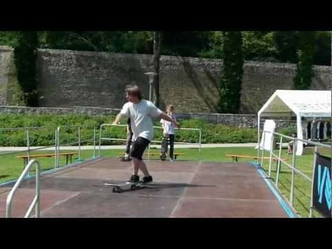 Skateboard Festival Schweinfurt 2012  / Schweinfurt TV / Radio SW-N