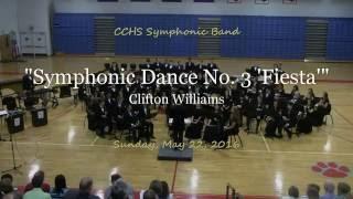 "Symphonic Dance No. 3 ""Fiesta"""