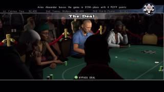 World Series of Poker 2008 (HD) Xbox-360