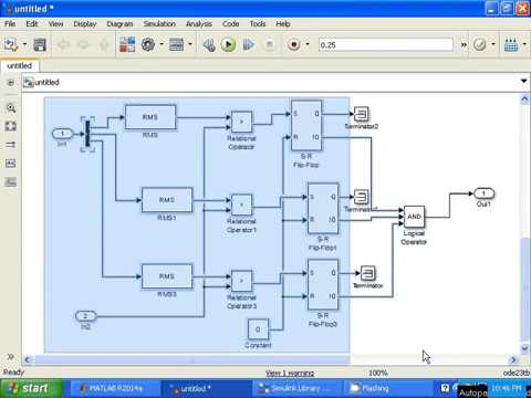 Lab 1: Modeling of Over Current Relay Using MATLAB Simulink
