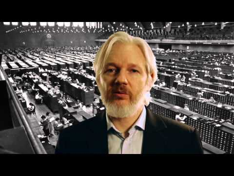 Julian Assange: Counter-terrorism strategies targeting Muslims will affect the wider population.