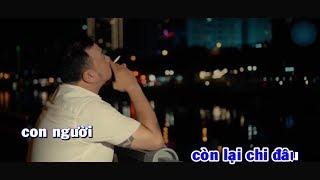 Karaoke Cho Đi Nhận Lại - Đạt Võ ( Beat Gốc )