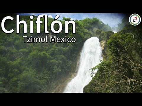 Amazing waterfalls at Chiapas Mx | TravelClip | TravelGuide