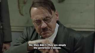 Hitler reacts to the end of The Turn of the Screw