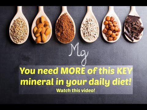 Are You Magnesium Deficient? Find Out About Magnesium Deficiency & Benefits Of Magnesium
