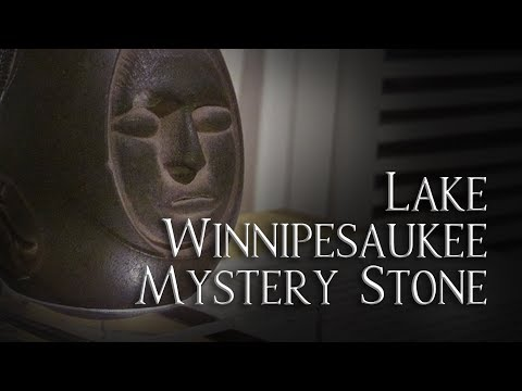 Lake Winnipesaukee Mystery Stone - KuriaTV