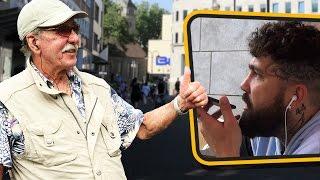 RENTNER WIRD FERNGESTEUERT - Bullshit im Ohr