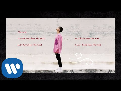 Alec Benjamin - Must Have Been The Wind [Official Lyric Video].mp3