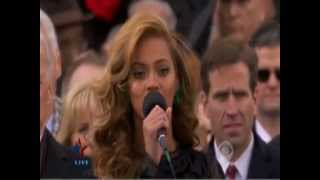 Watch Beyonce The Star Spangled Banner video