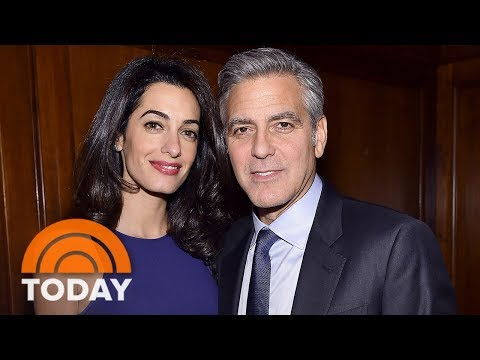 George Clooney: 'I'm Not The Leading Man Anymore' | TODAY