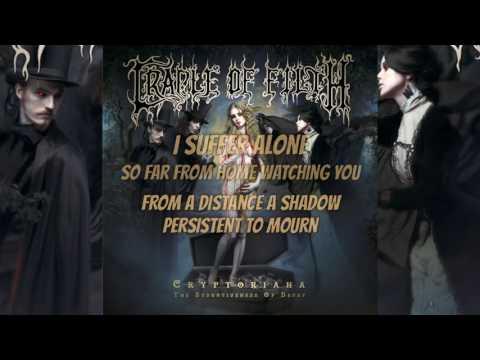 Cradle Of Filth - Heartbreak and Seance (LYRICS VIDEO)