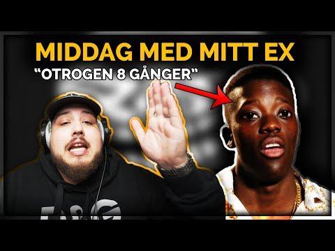 MIDDAG MED MITT EX: HAN VAR OTROGEN 8 GÅNGER *ARG AF*