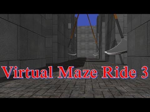 Virtual Maze Ride 3 |