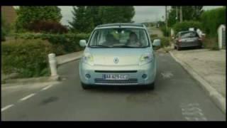 Renault Fluence ZE, Kangoo Express ZE Prototype Preview Videos