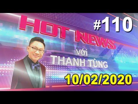 Hot News với Thanh Tùng_Show110_Oct 02_Sau dương tính với Covid 19, tình trạng sức khỏe của TT Trump