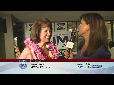 Donna Mercado Kim says she remains optimistic