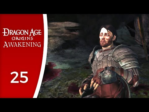 Don't Look At Me! - Let's Play Dragon Age: Origins - Awakening #25