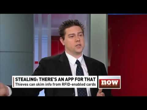 CBC News Morning  April 24, 2013   Cell Phone & NFC Security Issues