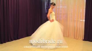 Платье Merri Айсель - www.modibride.ru Свадебный Интернет-магазин