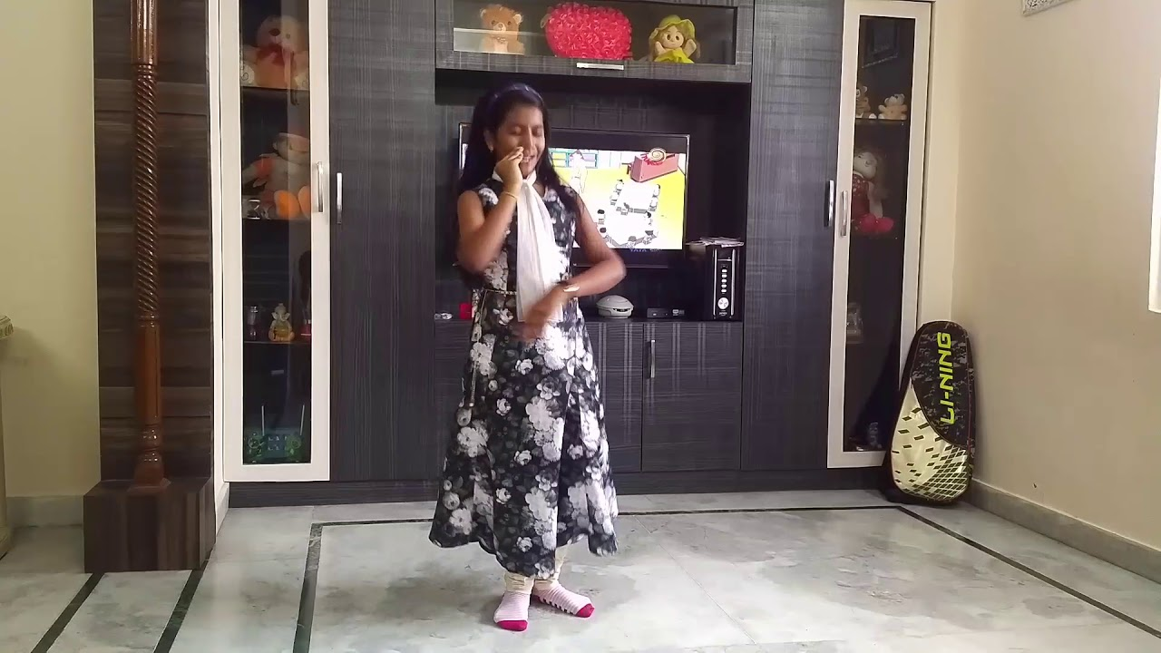 VACHINDE SONG - from FIDAA MOVIE. BY S. SAISREE LAURUS